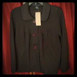 NWT Women's Black French Connection jacket